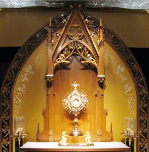 Perpetual Eucharistic Adoration Chapel